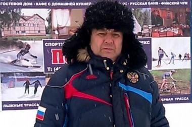 Выдающемуся подольскому тренеру по лыжным гонкам А.А. Ефимову исполнилось 60 лет