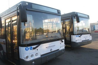 В Подольске в день Пасхи будут организованы бесплатные автобусные маршруты