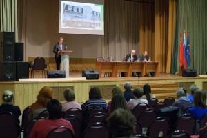 В микрорайонах Городского округа Подольск в апреле состоятся ежегодные отчеты руководителей перед жителями