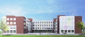 В микрорайоне Климовск Городского округа Подольск будет заложен первый камень в строительство новой школы