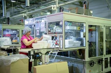 Объем инвестиций подольского предприятия «Георг Полимер» увеличится к 2020 году до полумиллиарда рублей