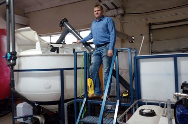 Инновационные разработки для нужд сельского хозяйства представила компания NAGRO из Городского округа Подольск