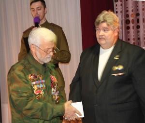 30 лет Военно-патриотическому объединению «Память»