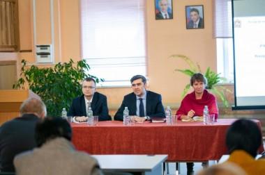 В Городском округе Подольск прошло кустовое совещание Центра агропромышленного развития