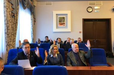 Совет депутатов Городского округа Подольск принял к рассмотрению проект бюджета муниципалитета на 2019 год и плановый период 2020 и 2021 годов