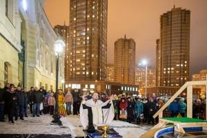 Праздник Крещения Господня стал главным событием в Городском округе Подольск 18 и 19 января