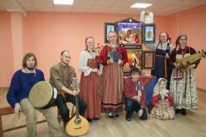 Фольклорный фестиваль «Гости на Святки!» пройдет в усадьбе «Ивановское» 10 и 11 января