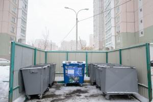 Более 500 контейнеров для раздельного сбора мусора установлено в Подольске