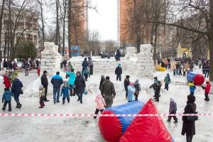 Масленица 2019 в Большом Подольске