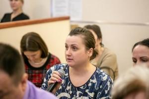 Встреча с жителями микрорайона Лаговский состоялась 26 марта