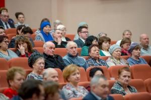 Встреча руководителей администрации Городского округа Подольск с жителями поселка Быково