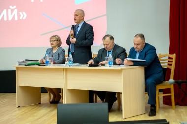 Встреча руководителей администрации Городского округа Подольск с жителями поселка Быково состоялась 19 марта