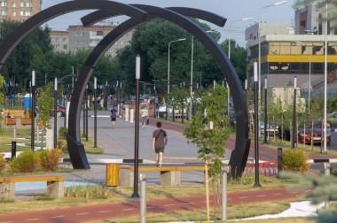 Продолжается голосование за название нового бульвара в Подольске