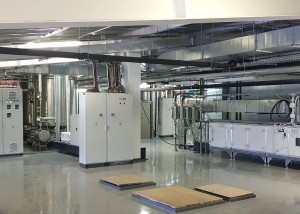 Завершено строительство производственного корпуса фармацевтического предприятия в Подольске