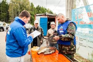 """Соревнования по рыбной ловле """"Возрождая традиции"""" прошли в Коротыгино"""