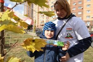 Подведены итоги акции «Наш лес. Посади свое дерево», прошедшей 21 сентября в Городском округе Подольск