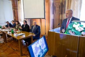 Международная научная конференция, посвященная двум юбилейным датам состоялась в поселке Дубровицы