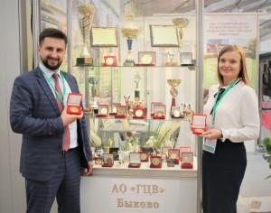 Подольские аграрные предприятия в числе лучших на выставке «Золотая осень»