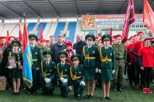 Команда «Патриоты Подолья» заняла первое место в VI Открытой военно-патриотической игре «Наследники Победы»