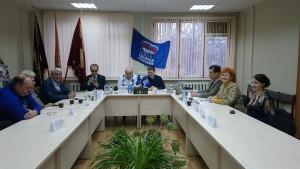 Подольские партийцы на круглом столе поддержали проект создания «Агробиотехнопарка» на базе Подольской МИС