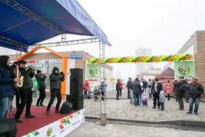 Новый торговый комплекс открыли в микрорайоне Кузнечики 9 ноября