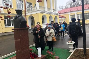 В Дубровицкой школе состоялось мероприятие, посвященное Дню сотрудника органов внутренних дел Российской Федерации