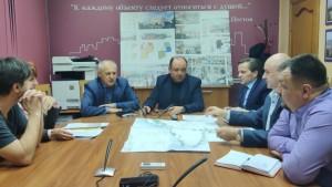 Концепцию благоустройства Певческого поля в Дубровицах обсудили на заседании архитектурно-художественного совета