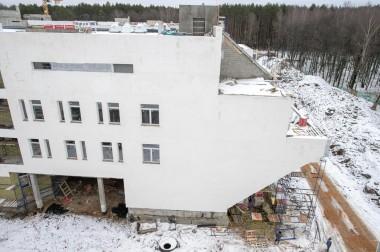 В Подольске ведется строительство уникального федерального реабилитационного центра для детей