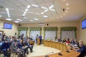 Расширенное заседание постоянной депутатской комиссии по вопросам перспективного развития территории, муниципальной собственности и земельным отношениям Совета депутатов Городского округа Подольск состоялось в понедельник, 17 февраля.