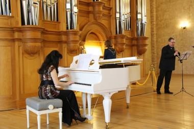Концерт «В созвучии с органом» прошел в КПЦ «Дубровицы» Городского округа Подольск
