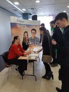 Подольская компания «Петровакс» приняла участие в ярмарке вакансий «МедФармБиоХим»