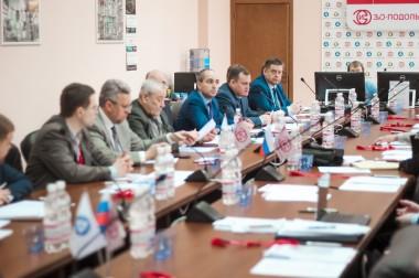 На площадке «ЗиО-Подольск» обсудили вопросы нового типа судов для развития международного транзита через СМП
