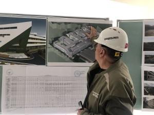 Продолжается строительство Федерального детского реабилитационного центра в Большом Подольске