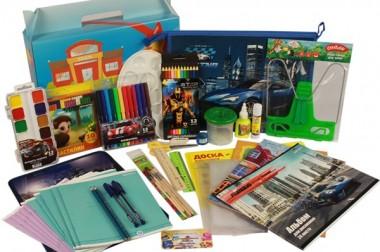 Получить подарочный набор первоклассника подольчане могут до 5 сентября