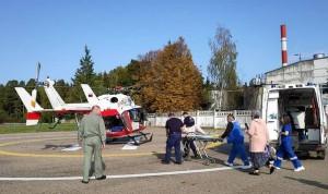 Сотрудники Московского авиационного центра за пять лет спасли около двух тысяч человек в ТиНАО