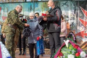 Делегация Подольска приняла участие в закрытии «Вахты Памяти-2020»