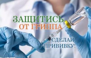 Роспотребнадзор: вакцинация против гриппа в новом эпидсезоне необходима