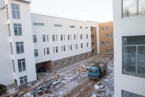 Федеральный детский реабилитационный центр будет готов к приему первых пациентов в конце 2021 года