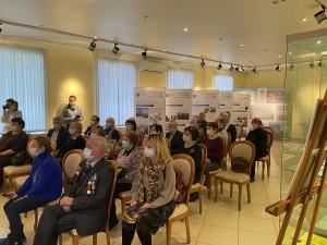 В Подольском краеведческом музее открылась выставка, посвященная 75-летию со дня основания предприятия «ГИДРОПРЕСС»