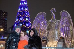 Сквер Поколений в Подольске