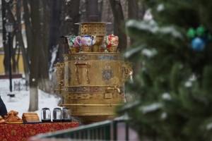 Гастрономический «НеобыЧайный» фестиваль прошёл в Парке культуры и отдыха имени В. Талалихина