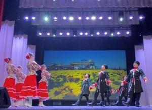 Подольский ансамбль народного танца «Рассвет»
