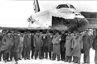 Здесь гением советского человека начался дерзновенный штурм космоса