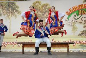 Фестиваль народного творчества «Славянское подворье»