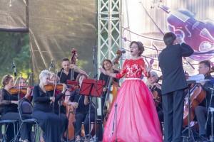 Московский областной фестиваль классической музыки «Симфония лета»