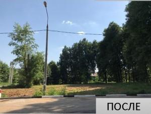 Снос незаконных построек продолжается в Подольске