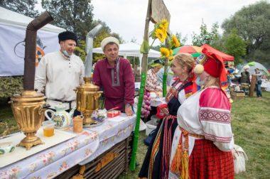 «Экоподворье» — дань традициям, заложенным в первые годы проведения фестиваля на земле Подольской